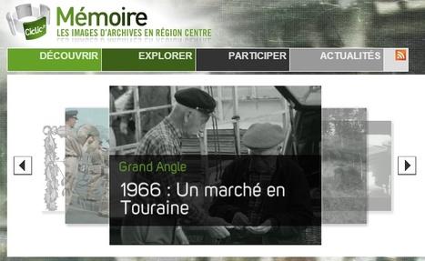 Mémoire, la petite et la grande histoire de votre région sur ciclic.fr | Nos Racines | Scoop.it