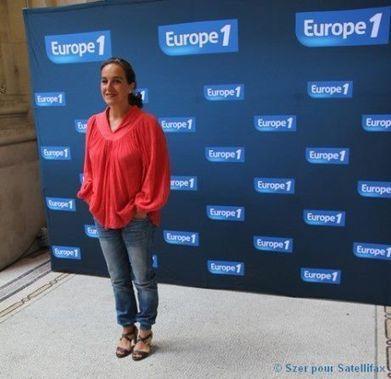 Bérangère Bonte quitte la matinale d'Europe 1 | Radioscope | Scoop.it