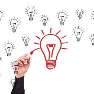¿De dónde vienen las ideas? - Alianza Superior | Modelo didáctico | Scoop.it
