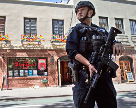 NYPD arms cops on the beat to combat rampaging shooters | Criminal Justice | Scoop.it