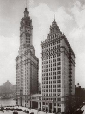 Iniciarte: Wrigley Building de Chicago | EnsimismArte | Scoop.it