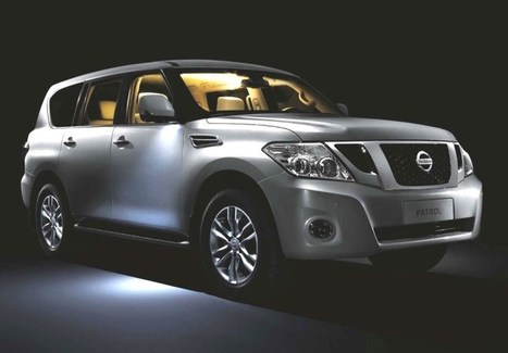 2017 Nissan Patrol redesign and release date | Newest Cars 2017 | New Cars Release | Scoop.it