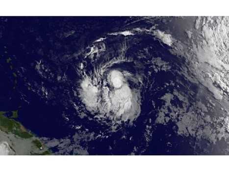 'Tropical Storm #Erika Continues on Westward Path' | News You Can Use - NO PINKSLIME | Scoop.it