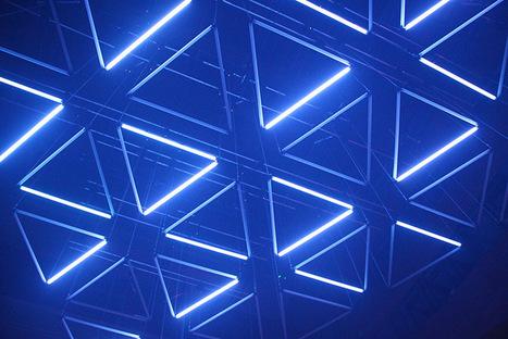 Flashback : GRID, performance 3D à l'hôtel de région Rhône-Alpes, Lyon | pour thp | Scoop.it