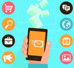 L'e-mail au centre de votre stratégie marketing mobile en 2014 | We move your ideas | QRiousCODE | Scoop.it