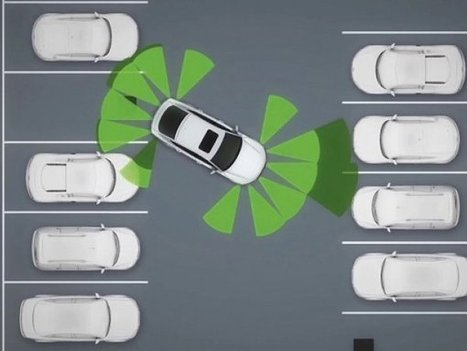 MyE / Management y Estrategia, pensando el Futuro : ¿Cómo Estacionar el Automóvil con un Smartphone? | Management & Estrategia, pensando el Futuro | Scoop.it
