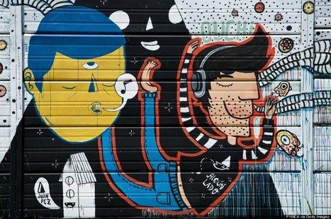 Les 26 meilleures villes du monde pour découvrir l'art de rue ... - Al Huffington Post | Les bons plans de Princess Zaza | Scoop.it
