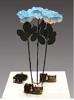 Three roses - Three Music Boxes Tilman Kuentzel   DESARTSONNANTS - CRÉATION SONORE ET ENVIRONNEMENT - ENVIRONMENTAL SOUND ART - PAYSAGES ET ECOLOGIE SONORE   Scoop.it