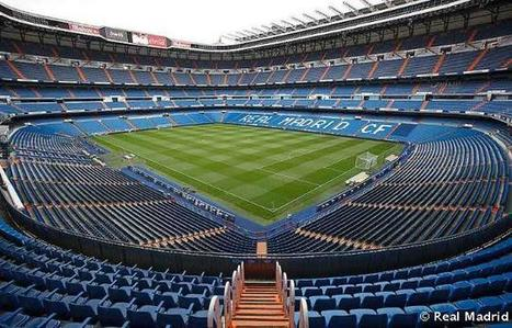 Benabéu Tour - Real Madrid CF | The most beautiful stadiums in the World ( Les plus beaux stades du monde) | Scoop.it