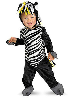 Comment on Zebra Costumes for Everyone by Aysha | Halloween Ideas | Scoop.it