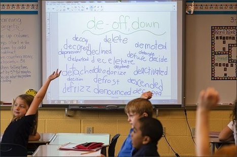 Can Latin Help Younger Students Build Vocabulary? | Cool School Ideas | Scoop.it