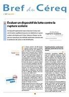 Evaluer un dispositif de lutte contre la rupture scolaire / Bref / publications / accueil - Céreq - Centre d'études et de recherches sur les qualifications | IIPE pour COPE Maroc | Scoop.it