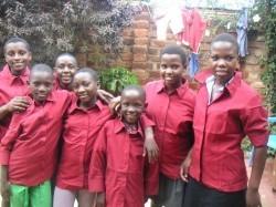 Old Caffè Ritazza uniforms get a new life in Africa | www.artofgreatcoffee.com | Coffee Industry | Scoop.it