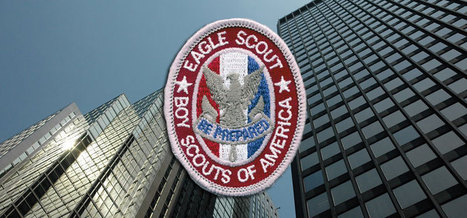 What do Eagle Scouts and former college athletes have in common ...   Eagle Scout Project   Scoop.it