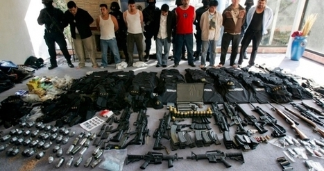 U.S. Government and Top Mexican Drug Cartel Exposed as Partners | FaithPatriot | Scoop.it