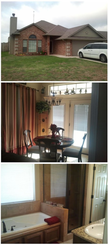 2 Year Old 3 Bedroom 2 Bath Brick Home on Corner Lot with Mountain View in USA | houses for sale in usa | Scoop.it