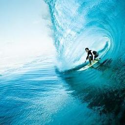 Alex Gray surfe en GoPro dans les barrels de l'océan Indien ! - meltyXtrem | GO PRO | Scoop.it