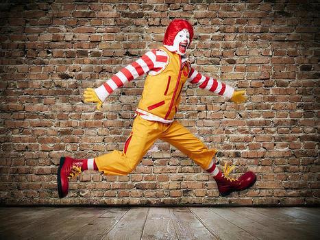 Ronald McDonald gets a makeover for social media - CNET | Social Media | Scoop.it