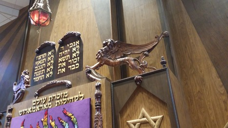 All God's Griffins Got Wings at Cleveland Synagogue | Cleveland Jewish Community | Scoop.it