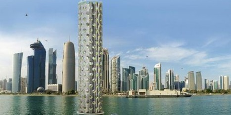 180-floor Vertical City project pitched for Middle East city | Urban Intelligence in Cities | Scoop.it