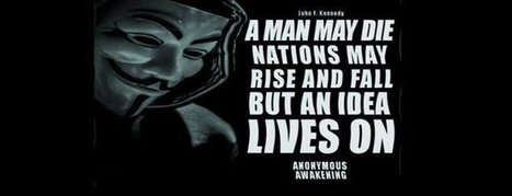 Anonymous #Operation Awake The Masses | Anonymous Canada #Op Video | Scoop.it