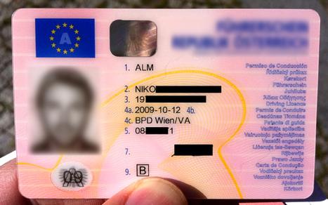 Le nouveau permis de conduire bientôt disponible et obligatoire: il coûtera minimum 20 euros | Belgitude | Scoop.it