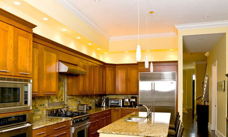 Decorate Above Kitchen Cabinets | How to, Ideas, Pictures | Home Designs an Decorating Ideas | Scoop.it