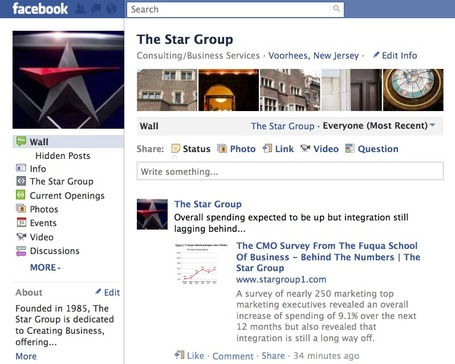 Facebook Autoposting - A Social Media No-No | Social Media Today | Everything Facebook | Scoop.it