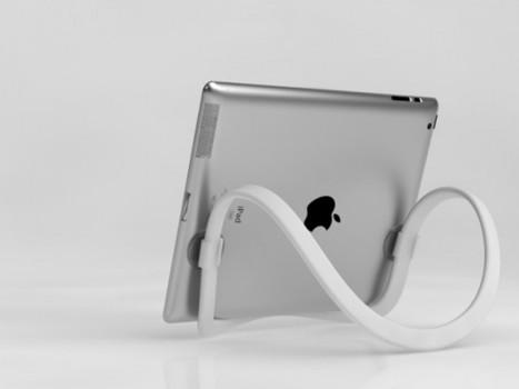 The Infinite Loop iPhone & iPad Stand - Kickstarter Genius   Gadgets I lust for   Scoop.it