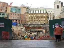 Temple Of Mithras Stays Boxed As City's Big Dig Continues | Archaeology News | Scoop.it