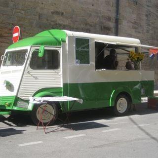 Une camionnette-dégustation de vin sillonne les routes de France | Le vin quotidien | Scoop.it
