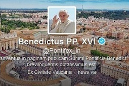 Twitter : le Pape gazouille en latin | Metaglossia: The Translation World | Scoop.it