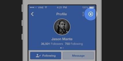 Vine Now Lets You Get Push Notifications For New Content From Your FavoriteAccounts | SquishClip | Scoop.it