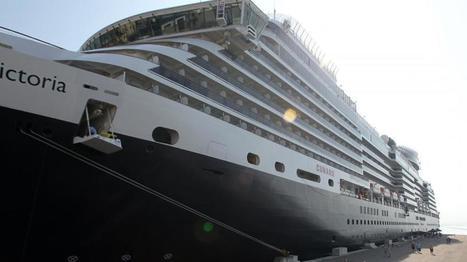 Un navire de croisière à l'arrêt pollue autant qu'un million de voitures | économie et tourisme responsable | Scoop.it