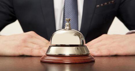 Faciliter l'accueil des clients grâce au numérique : l'objectif du nouveau programme digital des hôtels Accor | Nouveaux usages numériques pour TPE et PME | Scoop.it