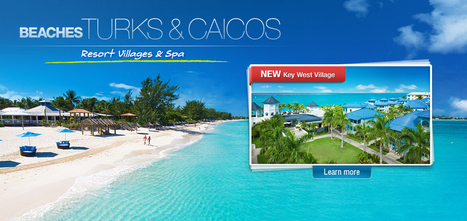 Turks and Caicos All Inclusive Family Resort - Beaches Turks & Caicos Resort Villages & Spa | Palm Trees And Pools | Scoop.it