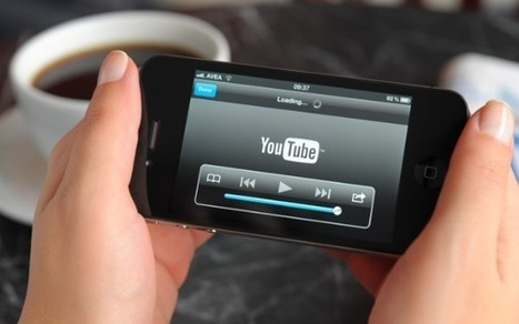 Could Video-Sharing Apps Hurt YouTube? [STUDY] | expanding cinema | Scoop.it
