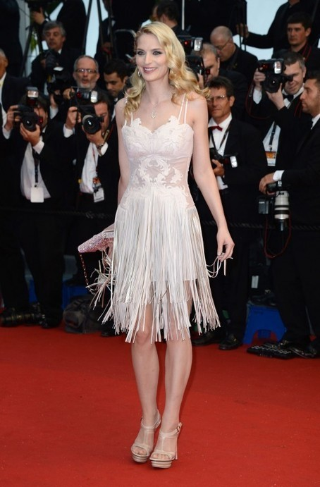 SARAH MARSHALL at 66th Annual Cannes Film Festival | Celebrities in Bikini images | Hot celebrities and actresses | Scoop.it