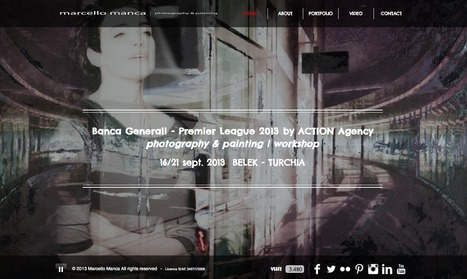 marcello manca | photography & painting | Garage News | Scoop.it