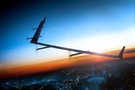 Des drones à la réalité virtuelle, Facebook prépare son futur   Libération   Clemi - GAFA & Consorts   Scoop.it