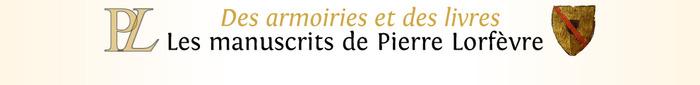 (FR) - Des armoiries et des livres : Glossaire  irht.cnrs.fr   Glossarissimo!   Scoop.it