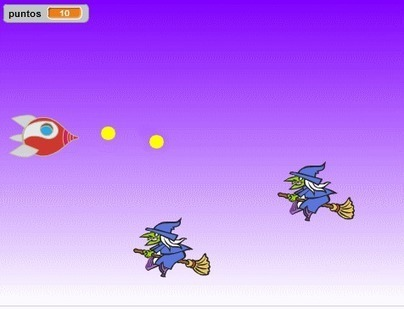 Juego de Naves en Scratch 2.0 utilizando clones | TECNOLOGÍA_aal66 | Scoop.it