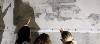 Restauro: al via il progetto di recupero del Monocromo di Leonardo Da Vinci nel Castello Sforzesco di Milano :: Cultural Diagnostic | rpinolb | Scoop.it