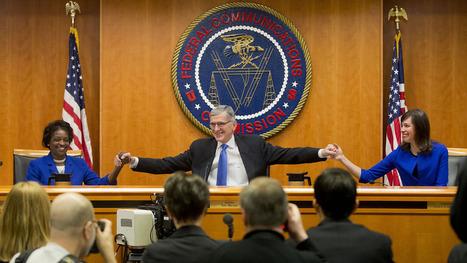 Internet rejoices as FCC imposes strict net neutrality rules   Peer2Politics   Scoop.it