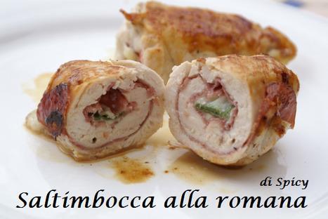 Saltimbocca alla romana cuisine italienne for Cuisine italienne