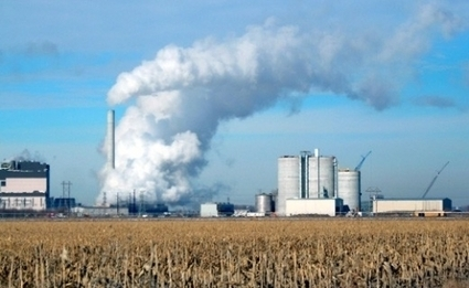 Waste CO2 Could be Source of Renewable Power | Sustainable Futures | Scoop.it