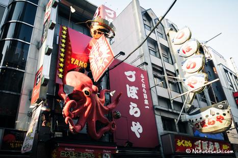 Neko et Sushi, Voyage au Japon - Le quartier de Namba à Osaka Camden Town au Japon | sylvain-selection-voyages | Scoop.it