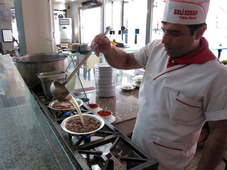 Istanbul Food & Restaurant Guide | Culinary Backstreets | Creative Tourism | Scoop.it