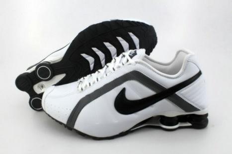 Shox R4 Homme 0068-www.vendreshoxfr.com - nike chaussures pas cher - epifaniapendexter - Photos - Club Ados.fr | shox chaussures | Scoop.it