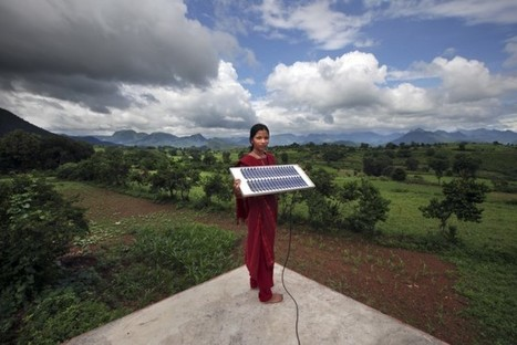 #India to Increase #Solar Energy Five-Fold by 2022 #climate | Messenger for mother Earth | Scoop.it